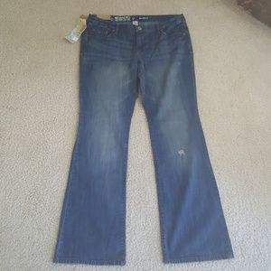 Mossimo Supply Company bootcut jeans